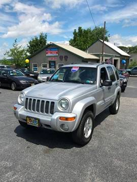 2002 Jeep Liberty for sale in Hanover, PA