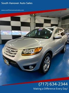 2011 Hyundai Santa Fe for sale at South Hanover Auto Sales in Hanover PA