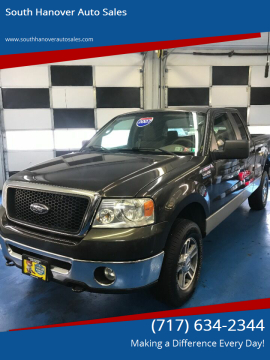 2007 Ford F-150 for sale at South Hanover Auto Sales in Hanover PA