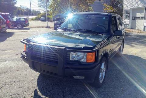 1999 Land Rover Range Rover for sale in Madbury, NH
