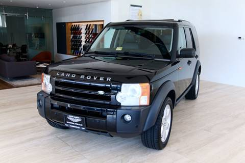 2008 Land Rover LR3 for sale in Madbury, NH