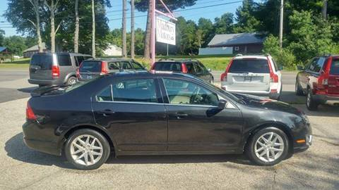 2011 Ford Fusion for sale in Madbury, NH