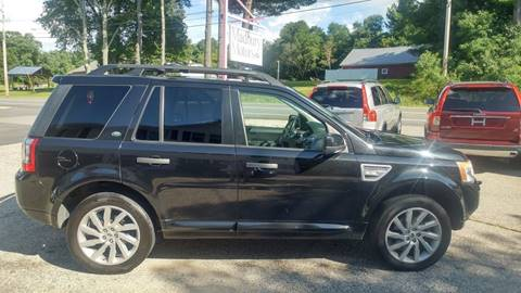 2012 Land Rover LR2 for sale in Madbury, NH