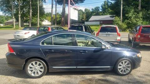 2011 Volvo S80 for sale in Madbury, NH