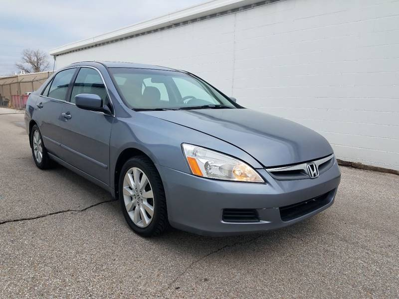 2007 Honda Accord For Sale At Optimus Auto LLC In Omaha NE
