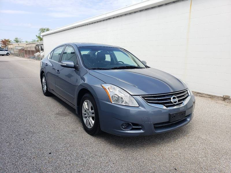 2010 Nissan Altima For Sale At Optimus Auto LLC In Omaha NE