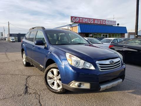 2010 Subaru Outback for sale in Omaha, NE
