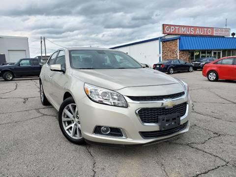 2014 Chevrolet Malibu for sale in Omaha, NE