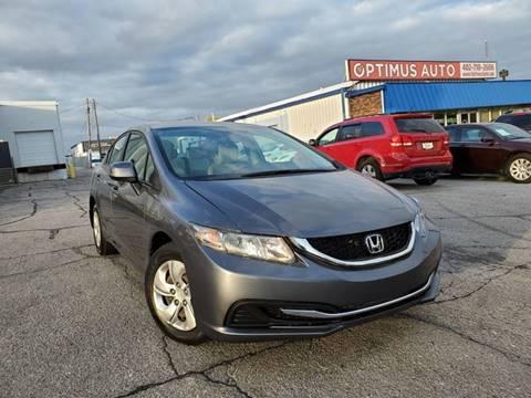 2013 Honda Civic for sale in Omaha, NE