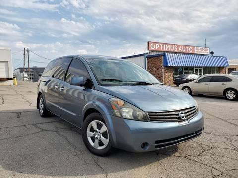 2008 Nissan Quest for sale in Omaha, NE