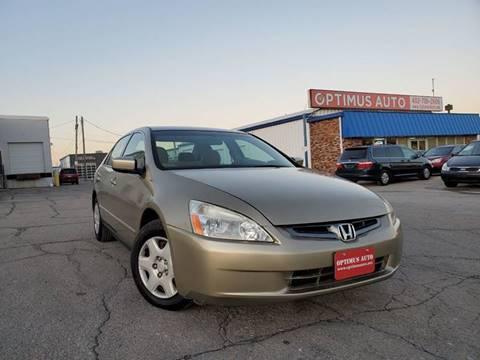 2005 Honda Accord for sale in Omaha, NE