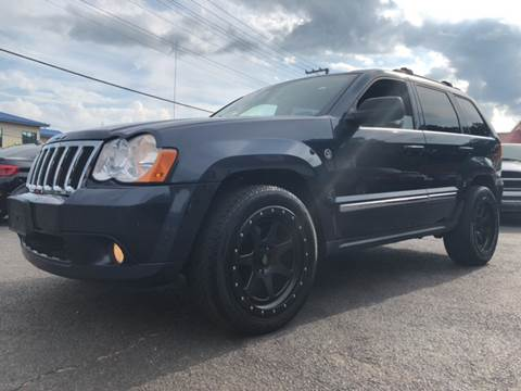 Lovely 2009 Jeep Grand Cherokee Limited