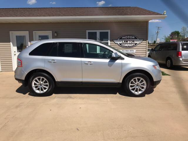 Ford Edge For Sale At Lawton Motor Company In Lawton Ia