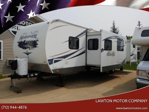2012 Salem SBT312QBUD for sale in Lawton, IA