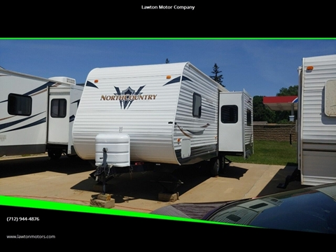2011 Heartland NORTH COUNTRY for sale in Lawton, IA