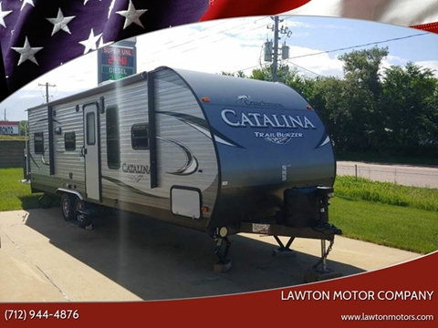 2017 Coachmen Catalina for sale in Lawton, IA
