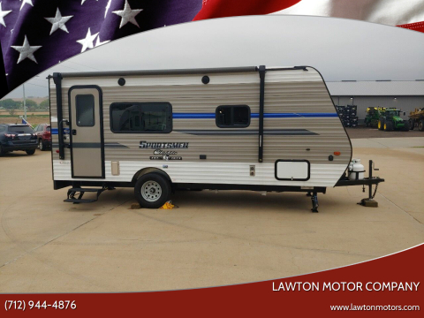 2019 SPORTSMEN CLASSIC 180TH for sale at Lawton Motor Company in Lawton IA