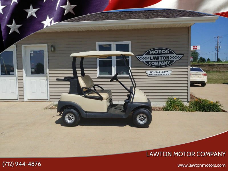 2013 Club Car Precedent for sale at Lawton Motor Company in Lawton IA