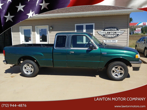 2000 Mazda B-Series Pickup for sale at Lawton Motor Company in Lawton IA