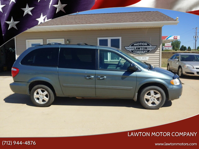 2007 Dodge Grand Caravan for sale at Lawton Motor Company in Lawton IA