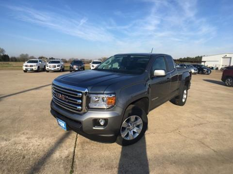 2018 GMC Canyon for sale in Mount Pleasant, TX