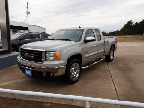 2009 GMC Sierra 1500 for sale in Mount Pleasant, TX