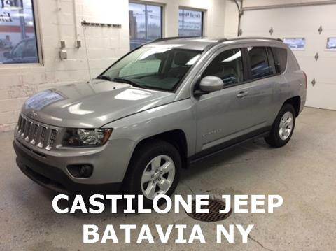 2017 Jeep Compass for sale in Batavia, NY