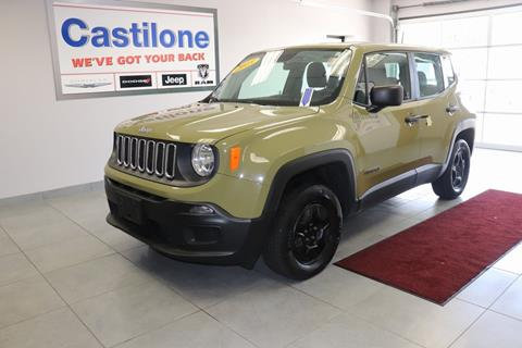 2015 Jeep Renegade for sale in Batavia, NY