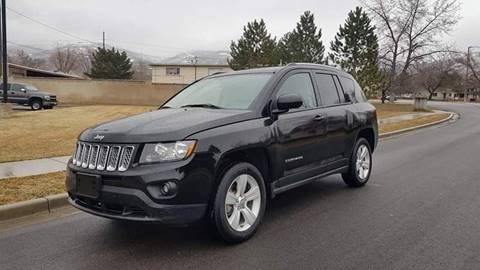 2016 Jeep Compass for sale in Bountiful, UT