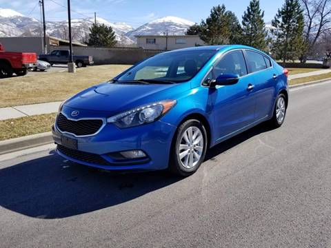 2015 Kia Forte for sale in Bountiful, UT
