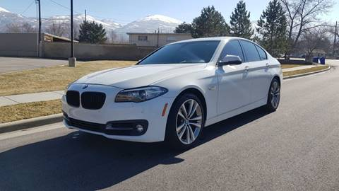 2016 BMW 5 Series for sale in Bountiful, UT