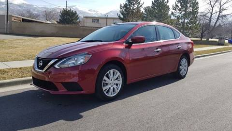 2017 Nissan Sentra for sale in Bountiful, UT