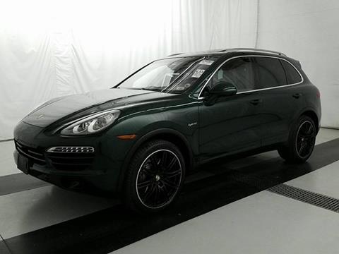 2011 Porsche Cayenne for sale in Bountiful, UT