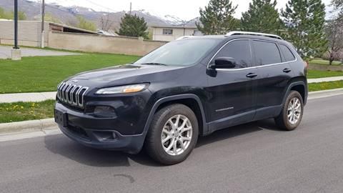 2014 Jeep Cherokee for sale in Bountiful, UT