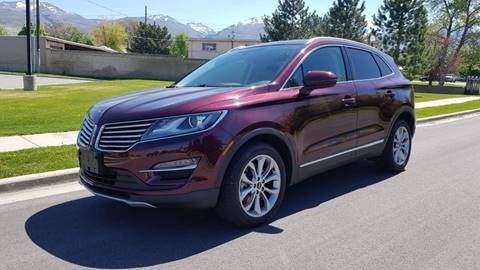 2017 Lincoln MKC for sale in Bountiful, UT