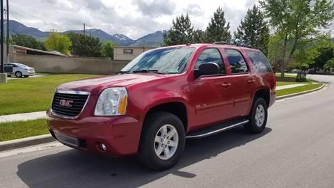 2013 GMC Yukon for sale in Bountiful, UT