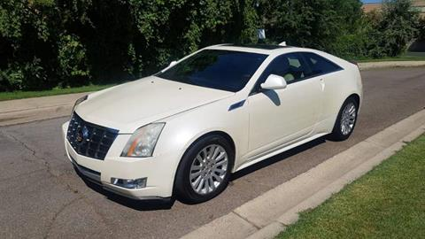 2011 Cadillac CTS for sale in Bountiful, UT
