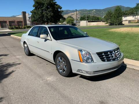 2008 Cadillac DTS for sale at A.I. Monroe Auto Sales in Bountiful UT