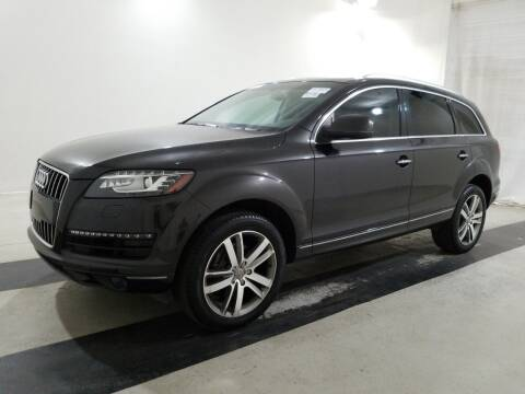 2011 Audi Q7 for sale at A.I. Monroe Auto Sales in Bountiful UT