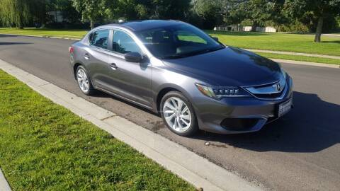 2017 Acura ILX for sale at A.I. Monroe Auto Sales in Bountiful UT