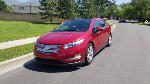 2012 Chevrolet Volt for sale at A.I. Monroe Auto Sales in Bountiful UT
