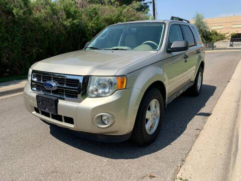 2011 Ford Escape for sale at A.I. Monroe Auto Sales in Bountiful UT