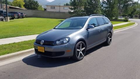 2011 Volkswagen Jetta for sale at A.I. Monroe Auto Sales in Bountiful UT