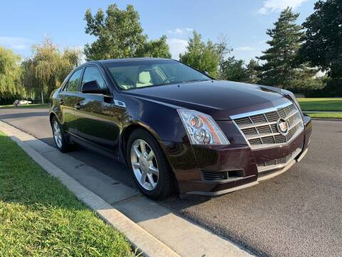 2008 Cadillac CTS for sale at A.I. Monroe Auto Sales in Bountiful UT
