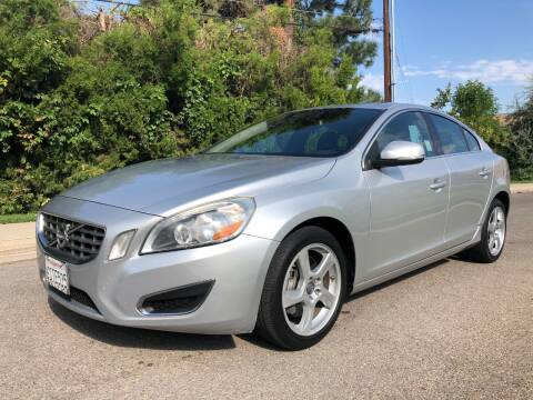 2012 Volvo S60 for sale at A.I. Monroe Auto Sales in Bountiful UT