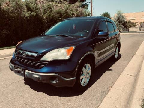 2007 Honda CR-V for sale at A.I. Monroe Auto Sales in Bountiful UT