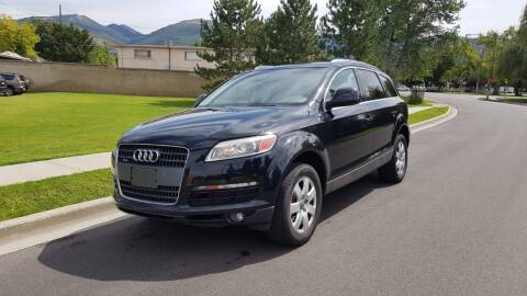 2007 Audi Q7 for sale at A.I. Monroe Auto Sales in Bountiful UT