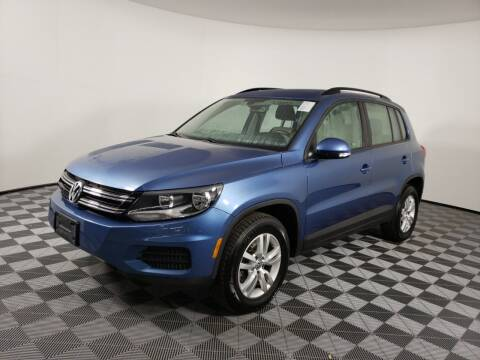 2017 Volkswagen Tiguan for sale at A.I. Monroe Auto Sales in Bountiful UT