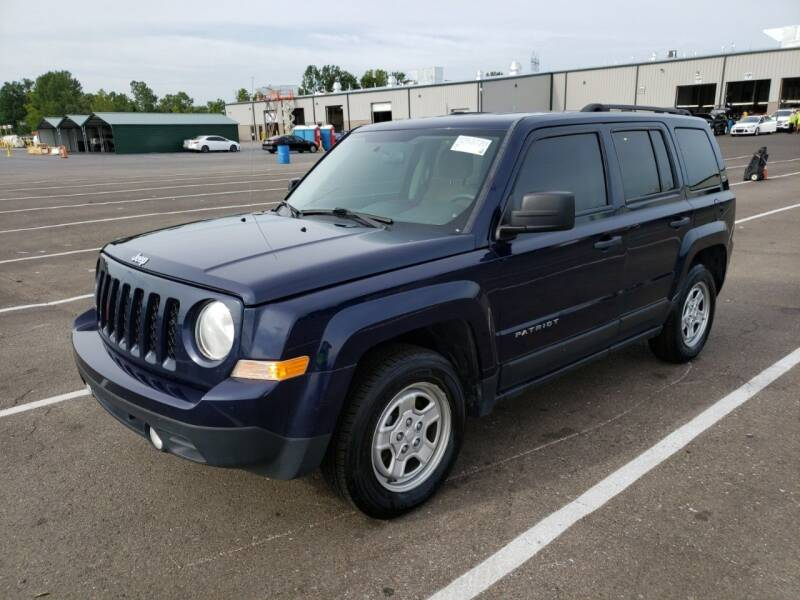 2015 Jeep Patriot for sale at A.I. Monroe Auto Sales in Bountiful UT
