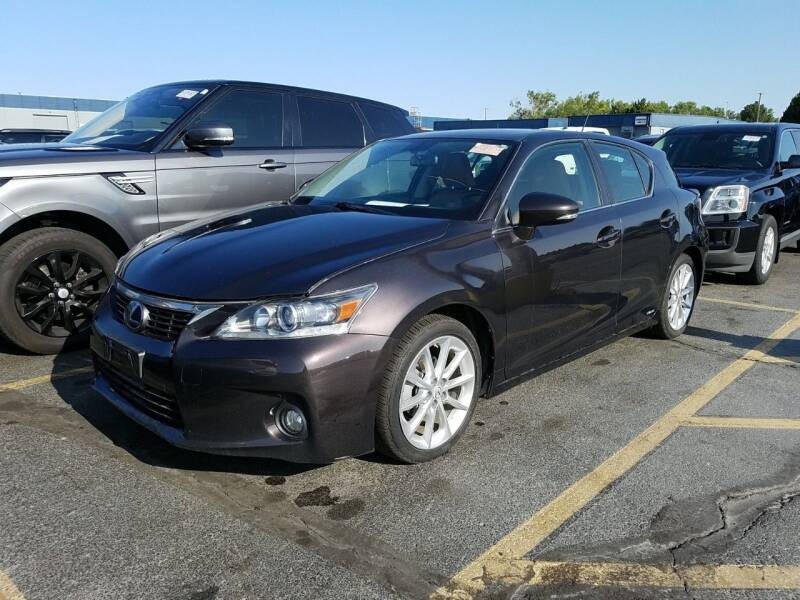 2013 Lexus CT 200h for sale at A.I. Monroe Auto Sales in Bountiful UT
